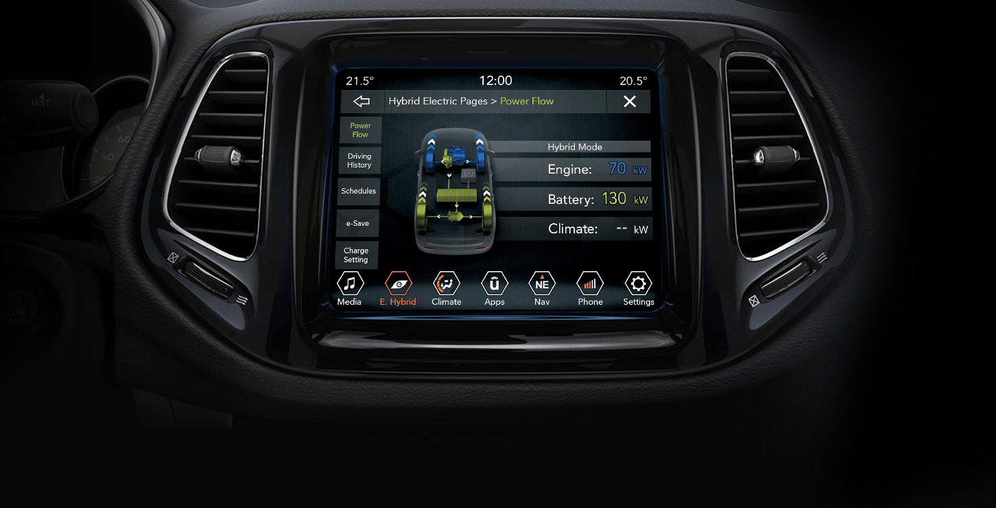 /content/dam/jeep/crossmarket/jeep-phev-3/compass-hybrid/interiors/hotspots-component/uconnect/JEEP-compass-4xe-interni-tab-01_UCONNECTRADIO-desktop-FeatureHeroBanner-1450x740.jpg